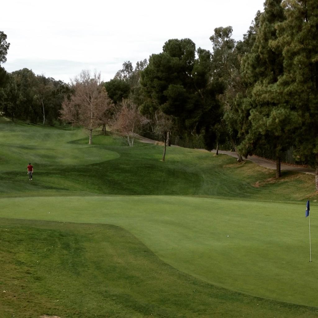 instruktionsvideos golf