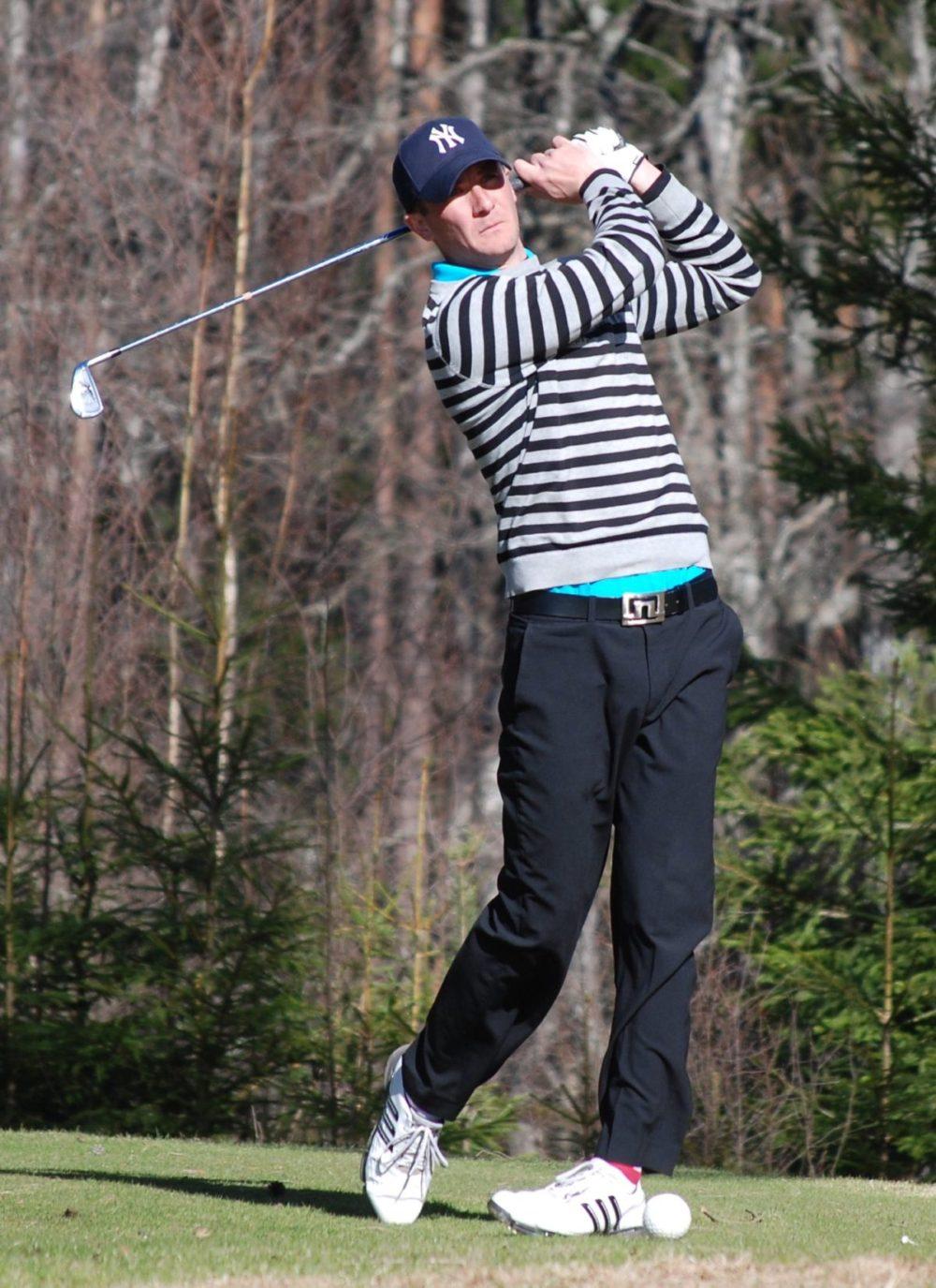 henrik engvall golf